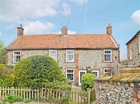 Chapel Cottage In Hunstanton Selfcateringtravel