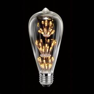 Umrechnung Led Glühbirne : led rustika carbon edison gl hbirne 1 6w 15w e27 warmwei ~ A.2002-acura-tl-radio.info Haus und Dekorationen