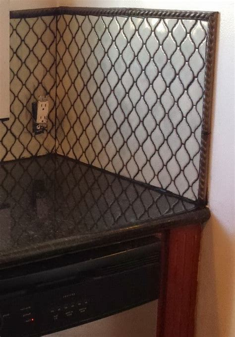 diy kitchen tile backsplash install easy do it yourself