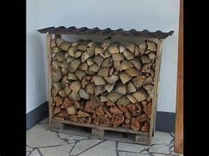Holzunterstand Selber Bauen : holzunterstand selber bauen aus einer europalette palette ~ Whattoseeinmadrid.com Haus und Dekorationen