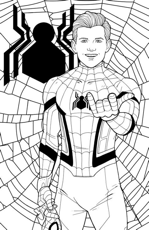 spider man  jamiefayx lineart spiders spiderman