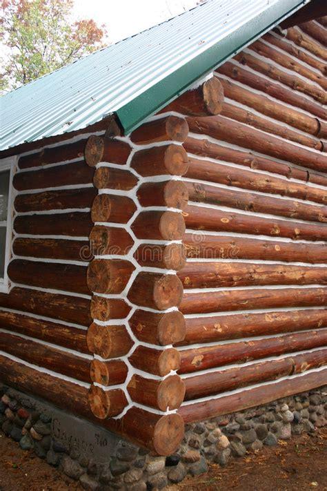 log cabin chinking log cabin chinking stock photo image of rustic sealed