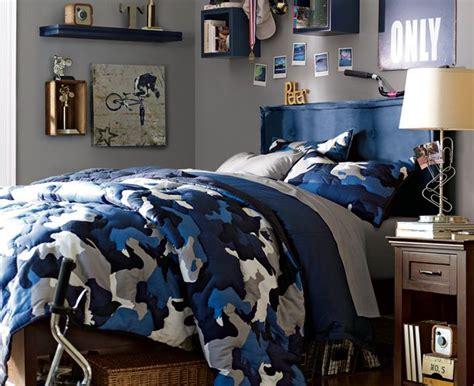 Camo Bedrooms & Boys Blue Bedrooms