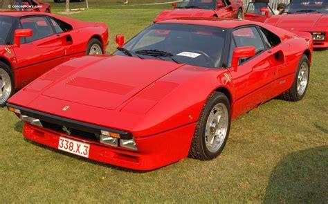1985 Ferrari 288 Gto Images Photo 85ferrari288gtodv