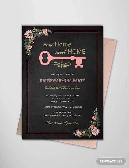 19+ Housewarming Invitation Designs PSD AI Design