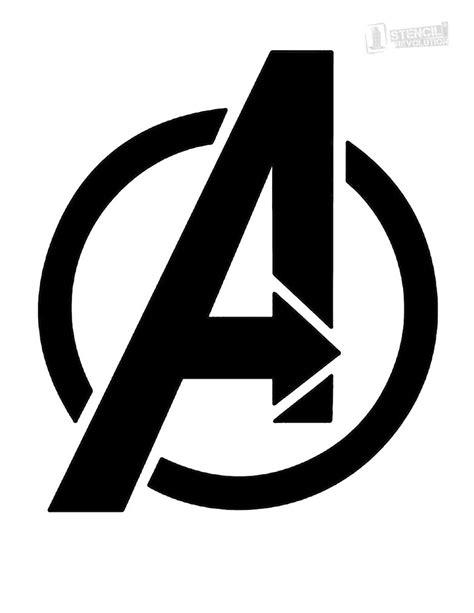Avengers Logo - We Need Fun