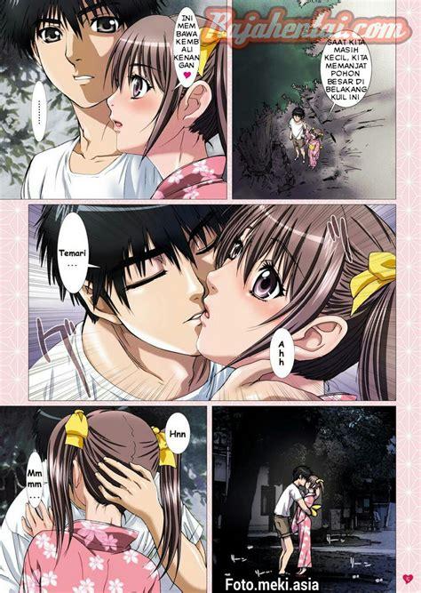 Ngentot Pacar Yang Pakai Kimono Manga