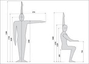 Hauteur Assise Chaise Standard by Normes Et Dimensions Du Mobilier En Bois Normes