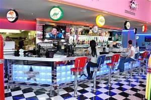 Cuisine Style Année 50 : la route de memphis coffee passe par marseille ~ Premium-room.com Idées de Décoration