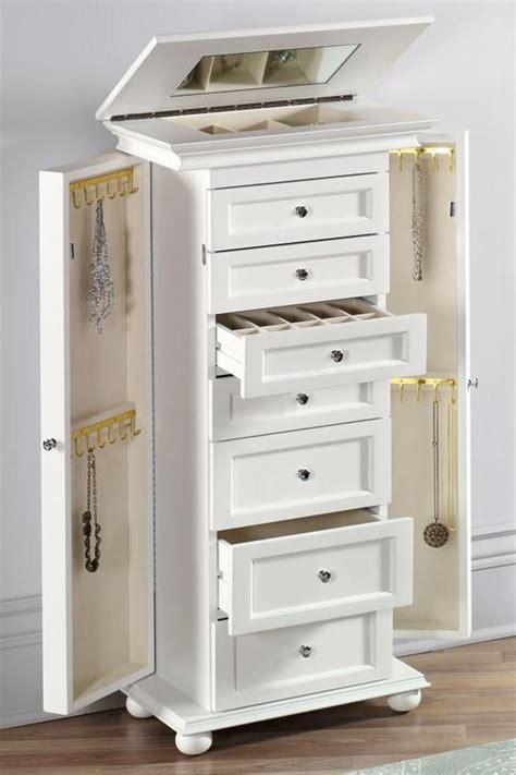 Hampton Bay Jewelry Armoire  Jewelry Armoires Bedroom
