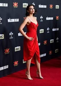 LAUREN COHAN at The Walking Dead Season 5 Premiere in Los ...