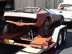 Sterling Kit Car  Warehouse Find  Heavily Modifird  No