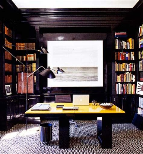 masculine home office decor 33 stylish and dramatic masculine home office design ideas