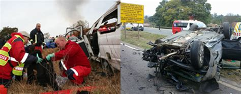 Crash Types And Types Of Injuries In Road Crashes