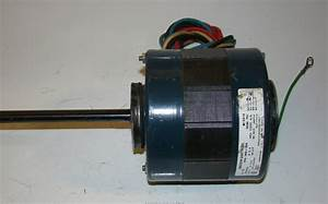 Emerson Quiet Kool Electric Motor 1  3hp 208