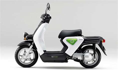 Japan Post And Honda To Test Electric Motorcycles For