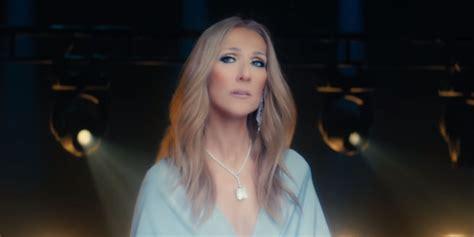 VidÉo  Céline Dion Dévoile Une Nouvelle Chanson, Pour La