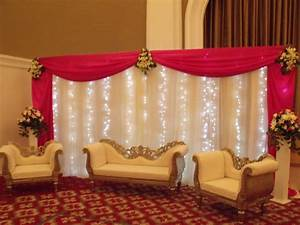 Image of: Wedding Stage Decoration Idea Romantic Decoration Guide To Decorate A Wedding With Indian Wedding Decorations