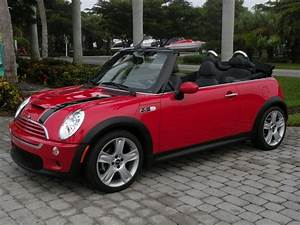 2005 Mini Cooper S Convertible For Sale In Fort Myers  Fl