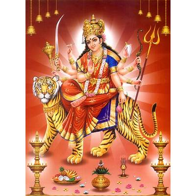happy durga puja greeting cardssms.latestsms.in