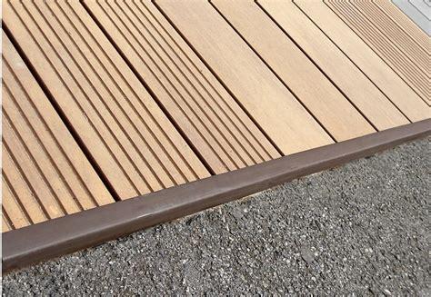finition terrasse composite