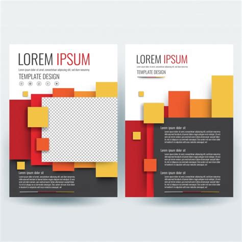 Company Booklets Templates by Business Brochure Template Flyers Design Template