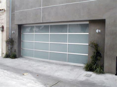 Modern Garage Doors Styles