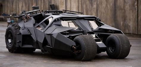 *Updated: Snyder Tweets Official Batmobile Still ...
