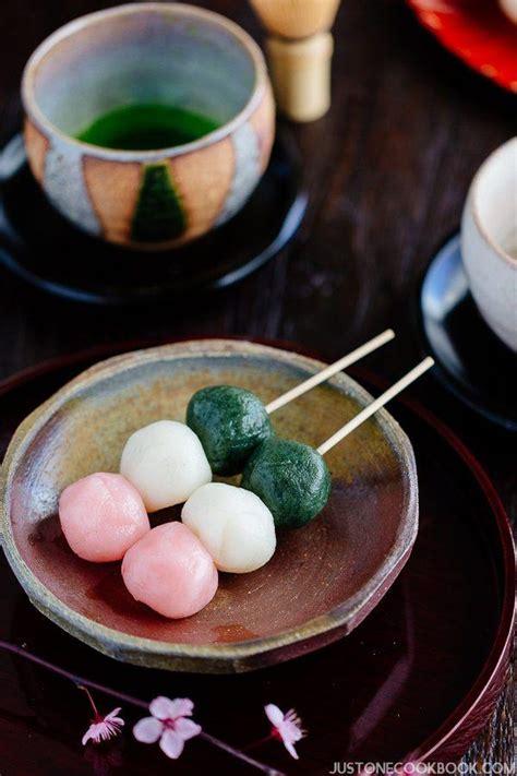 hanami dango   cookbook