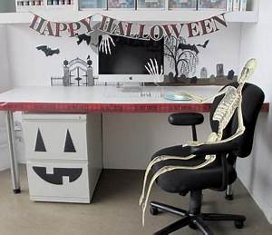 Halloween fice Decorations