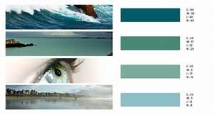 Bleu Vert Couleur : gamme de couleurs vieux code de marque marque bretagne ~ Melissatoandfro.com Idées de Décoration