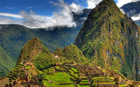 Travel Trip Journey Machu Picchu Peru