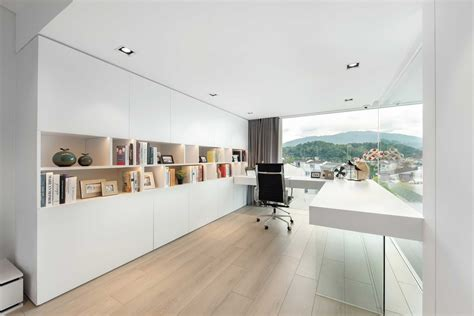 Home Interior Layout Design : Modern Minimalist House Design With An Admirable