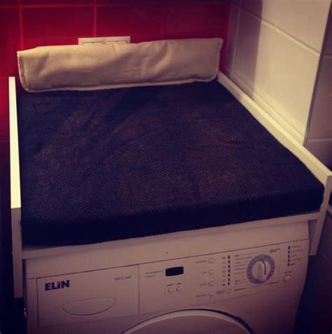 Wickelauflage Für Waschmaschine by Wickelauflage F 252 R Waschmaschine Diy Waschmaschine 60x50 Cm