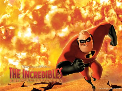 incredibles rise   underminer cartoon full hd