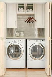 very small utility room home design elements