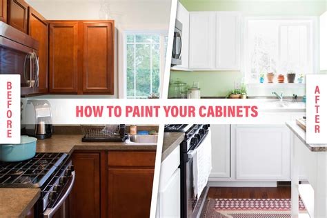 Can You Paint Maple Cabinets White by How To Paint Your Kitchen Cabinets So It Looks Like You
