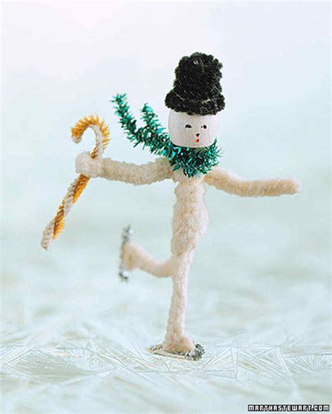 making figures snowman martha stewart