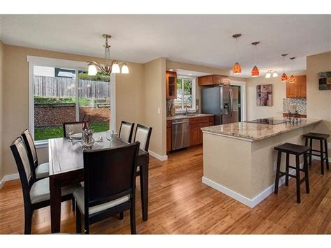 split level kitchen ideas kitchen wall removed in tri level home mid entry split