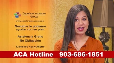 Renew an insurance agent, adjuster, or agency license online. Copeland Insurance Group, East Texas Area - ACA Open Enrollment 2016 (Español) - YouTube