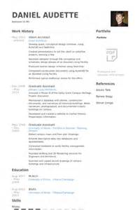 intern architect resume exles intern architect resume sles visualcv resume sles database