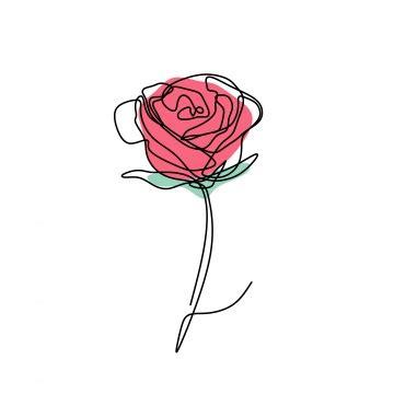 flower sketch png images vector psd files pngtree