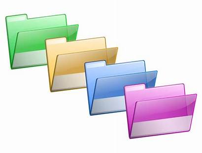 Office Clip Clipart Clipartix Folders