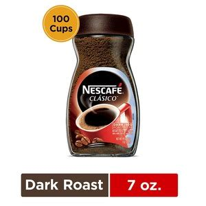 Instant coffee comes from the same beans as regular coffee but has a much lower caffeine content — 63 milligrams per serving, rather than 92 milligrams. Which Instant Coffee Has The Most Caffeine?   Espresso Expert