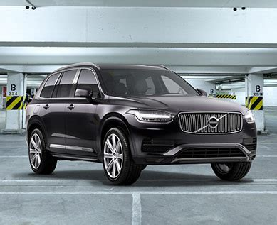 renting volvo xc luxury suv rental  suv  seater