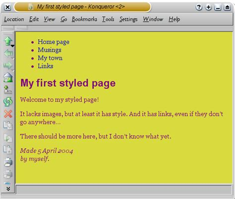 list style color starting with html css