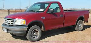 2002 Ford F150 Xl Pickup Truck