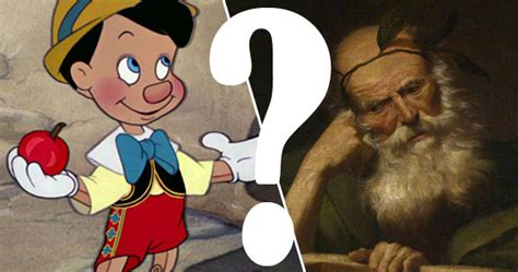 Disney Character Or Philosopher?