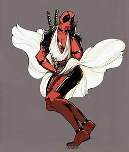 Tags: Anime, Fanart, Marvel, Deadpool (Wade Wilson) | DP ...