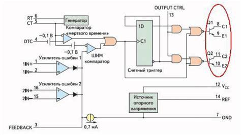 tl pwm controller circuit design youtube